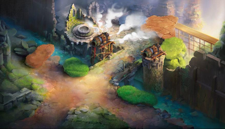 Cursed Treasure 3