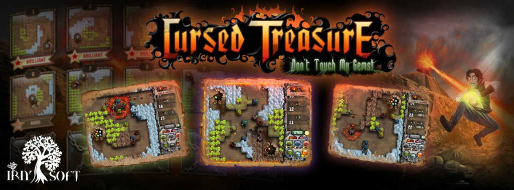 Cursed Treasure is now HTML5 and mobile