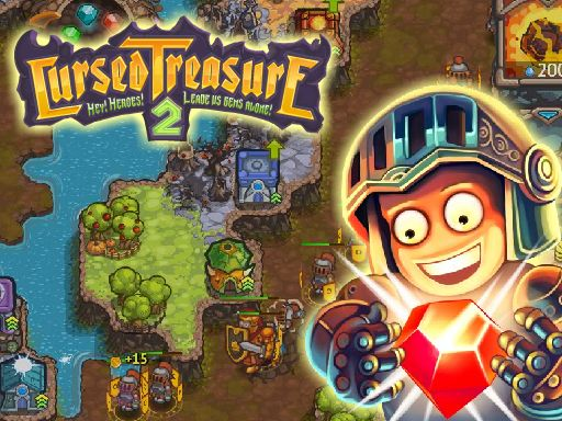 Cursed Treasure 2 Remastered (HTML5)