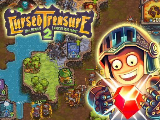 Cursed Treasure 2 Remastered (HTML5)